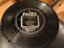 FACES . ( ROD STEWART ) . FLY IN THE OINTMENT . E.P. RARE FLEXI DISC PROMO,1973