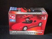 AMT/ERTL XXX 98 Chevy Corvette 1/25 kit
