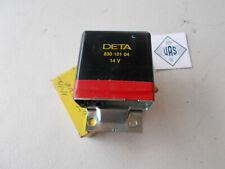 NOS OPEL VOLVO RENAULT MERCEDES ALFA ROMEO PORSCHE Voltage Regulator 123002