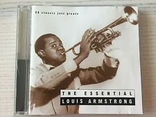 The Essential Louis Armstrong - CD Album - 24 Classic Jazz Greats