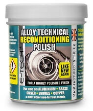 Metal, Copper, Brass, Silver, Alloy Technical Reconditioning Restore Polish Wax