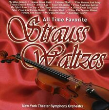 All Time Favorite Strauss Waltzes 0827605500502 CD