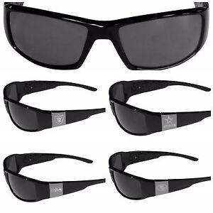 NFL,MLB Team Chrome Black Sunglasses Football Sports Sun Glasses-Pick Your Team