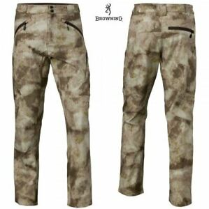 BROWNING Hell's Canyon Speed Backcountry Pants - ATACS AU - NEW!! (choose Size)