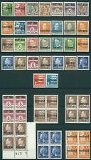Denmark - Nice Lot With Parcel Post - Mint Never Hinged - Short Perf May Occur