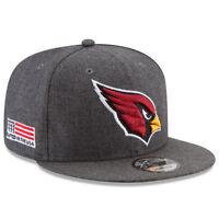 Arizona Cardinals New Era 9Fifty Crafted In America Field Snapback Hat Cap NFL