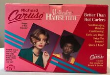 Vintage Richard Caruso Molecular Hairsetter Steam Curlers Facial Happy 3 Way