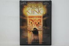 One Night With The King (2007)  DVD Peter O'Toole Tiffany Dupont Luke Gross