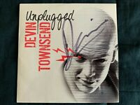 DEVIN TOWNSEND ~ UNPLUGGED - CDR/CARDBOARD SLEEVE - SIGNED - RARE HEVYDEVY/2011