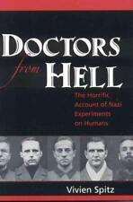 DOCTORS FROM HELL - SPITZ, VIVIEN - NEW HARDCOVER BOOK