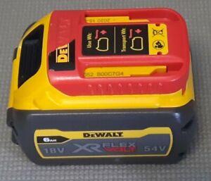 Dewalt DCB546-XE 18V/54V 6.0AH  XR Flex Volt Lion Battery AU Stock