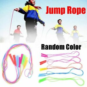 Adjustable Soft Non Slip Speed Wire Skipping Rope Cardio Exercise Jump Rope