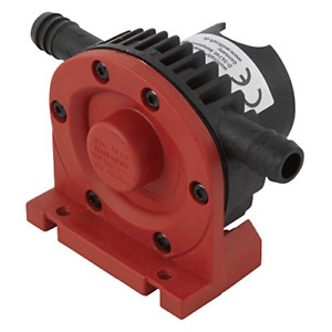 wolfcraft 2202000 - waterpump attachment for drills - 1,300 l/h