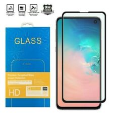 Samsung Galaxy S10 / S10 Plus 10e 3D Full Cover Tempered Glass Screen Protector
