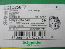 New Schneider Electric Contactor, LC1D258F7, 110VAC