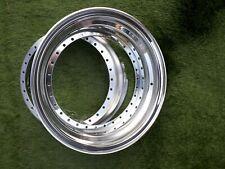 BBS RS RM 15x3.5 30-hole outer lips dish split rims aluminum 6061