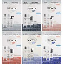 NIOXIN System Starter Kit (Large) [Choose from 1, 2, 3, 4, 5, 6] (New Packaging)