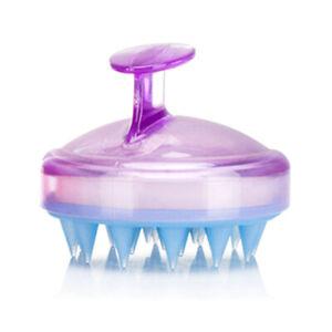 Silicone Shampoo Scalp Shower Body Washing Hair Massager Comfort Brush Comb Girl