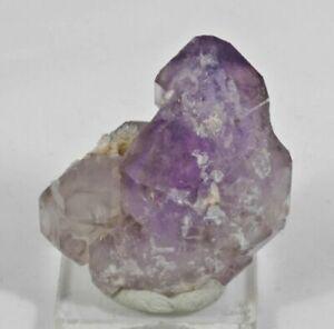 AMETHYST, SMOKY QUARTZ, Raw Crystal - Birthstone, Unique Gift, Home Decor, 31210