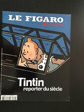 Magazine Le figaro Tintin ETAT NEUF