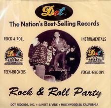 DOT ROCK & ROLL PARTY - 32 VA Tracks