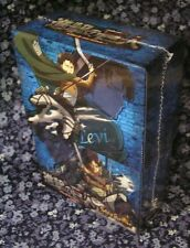 SiegKrone Attack on Titan: Levi & Erwin Special Pack (AT-SP) Deck Case BOX 6pack