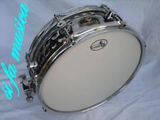 """TAMBURO Rullante in metallo 14"""" x 4,5"""" (batteria timpano cassa piatto snare tom)"""
