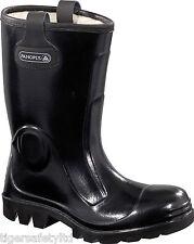 Botas de agua de hombre en color principal negro