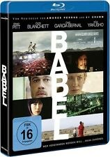 Blu-ray BABEL # v. Alejandro González Iñárritu, Brad Pitt, Cate Blanchett ++NEU