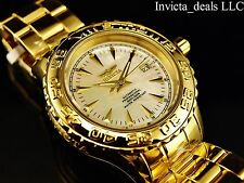 Invicta 47mm Pro Diver Ocean Ghost Automatic NH35A Silver MOP Dial GP SS Watch