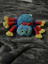 Woolly and Tig Spider Plush Soft Toy - CBeebies - Woolly - 6in