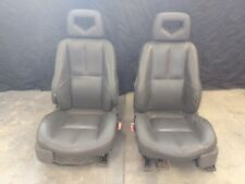 PONTIAC GRAND PRIX OEM USED SEATS  LEATHER BUCKET SEATS 1996-2005 CHEVY FORD