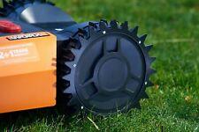 Rasenroboter Spikes Premium Black Worx Landroid S und M Mähroboter Grip Garten