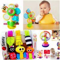 Sassy Baby Toddler Child Crib Stroller Pram Playmat Gym Highchair Activity Toy