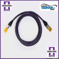Analysis Plus Purple Plus USB Cable - Length 1 Meter