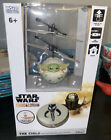 🔥STAR WARS🔥Disney The Child Motion Sensing Helicopter 🚁 NEW w/FREE SHIPPING!!