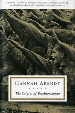 The Origins of Totalitarianism by Hannah Arendt (1973, Paperback)
