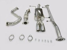 OBX Turboback Exhaust System For 2014 To 2017 Ford Fiesta ST