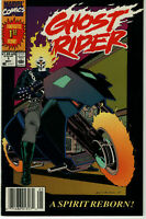 GHOST RIDER #1 NEWSSTAND VARIANT 1st Appearance Danny Ketch RARE Marvel Comics