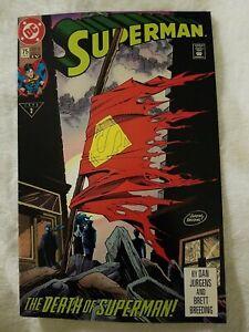 Superman #75 (Jan 1993, DC)