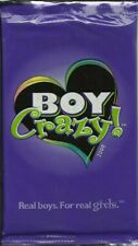 BOY CRAZY CCG/TRADING CARDS - BOOSTER