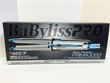 BaByliss Pro Titanium Prima 3000 1 1/4' Stainless Steel Straightening Iron