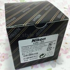 Nikon HN-30 Screw-in Lens Hood for AF200mm Black 17536 JAPAN