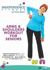 INDEPENDENCE FITNESS: ARMS AND SHOULDERS WORKOUT FOR SENIORS - DVD - Region Free