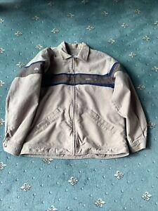 Vintage Quicksilver Mens Beige Jacket '90's VGC  Size M