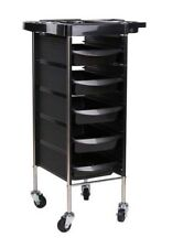 BN 5 Tiers Hairdresser Hairdressing Salon Spa Multifunction Trolley Storage Cart
