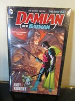 Damian: Son of Batman Deluxe Edition - HARDCOVER - BRAND NEW! SEALED! New 52~