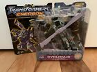 Transformers Energon Robots in Disguise Cyclonus with Crumplezone