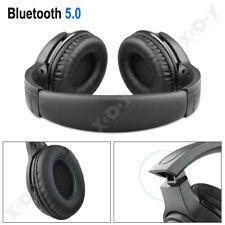 Over Ear Wireless Headphone Bluetooth 5.0 Headset HD Hands-free Calling Earphone
