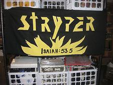 Stryper banner (custom) Michael Sweet CCM Christian rock